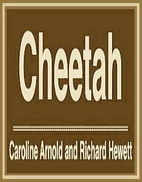 9780688116965: Cheetah
