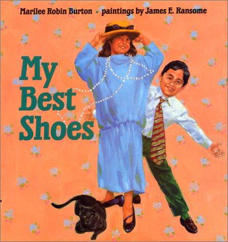 My Best Shoes: Marilee R. Burton
