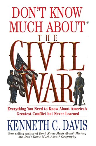 9780688118143: Don't Know Much About the Civil War