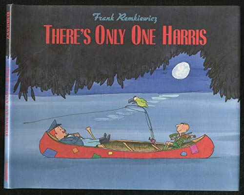 There's Only One Harris (0688118275) by Frank Remkiewicz