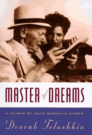 9780688118662: Master of Dreams: Memoir of Isaac Bashevis Singer