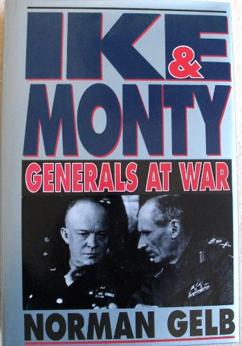 9780688118693: Ike and Monty: Generals at War