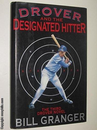 9780688118846: Drover and the Designated Hitter (Drover, No 3)