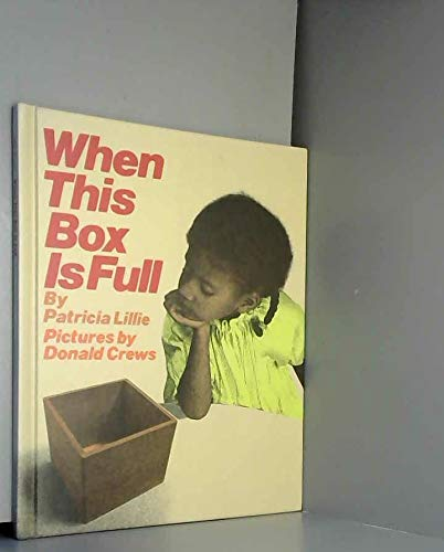 When This Box Is Full: Patricia Lillie