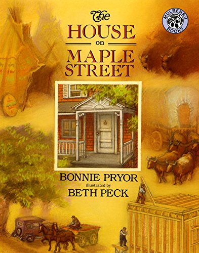 9780688120313: The House on Maple Street