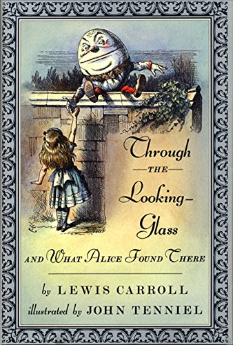 9780688120498: Through the Looking Glass and What Alice Found There (Books of wonder)