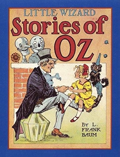 Little Wizard Stories of Oz (Books of Wonder): L. Frank Baum