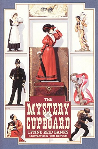 9780688121389: The Mystery of the Cupboard