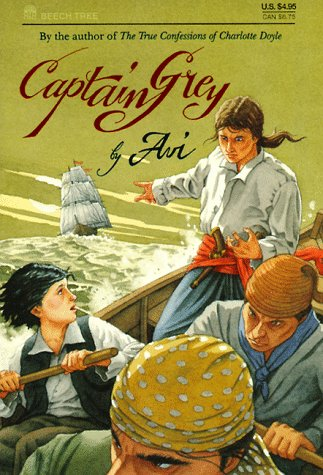 9780688122348: Captain Grey (Beech Tree Chapter Books)