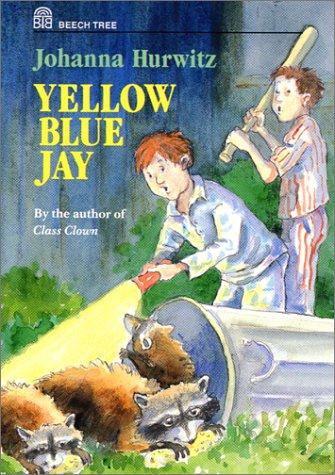 Yellow Blue Jay: Hurwitz, Johanna