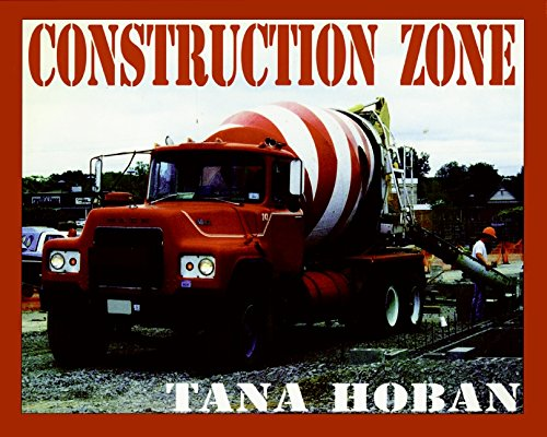 9780688122843: Construction Zone