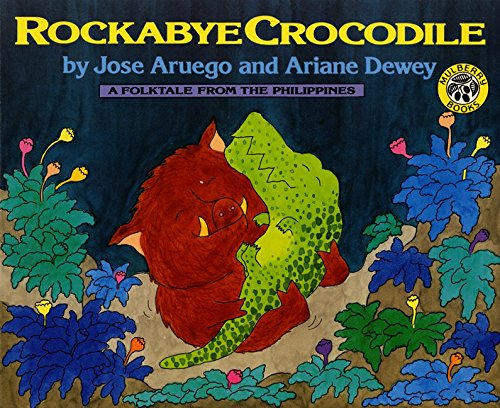 9780688123338: Rockabye Crocodile: A Folktale from the Philippines