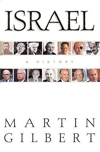 9780688123628: Israel: A History