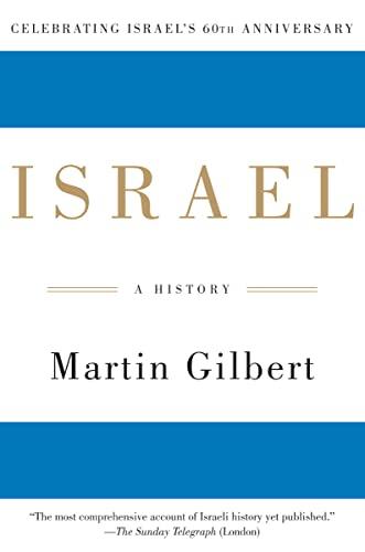 9780688123635: Israel: A History