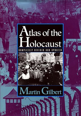 9780688123642: Atlas of the Holocaust