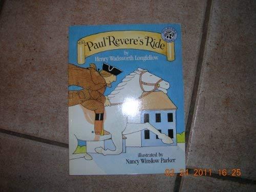 9780688123871: Paul Revere's Ride