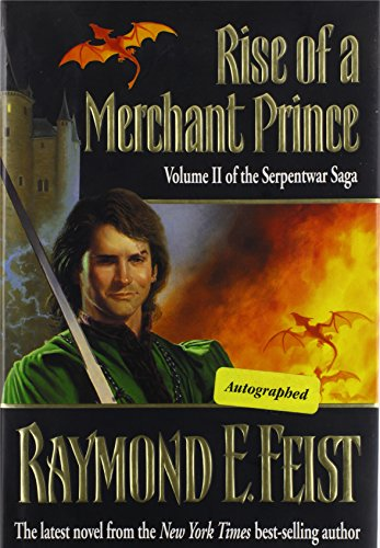 9780688124090: Rise of a Merchant Prince (The Serpentwar Saga)