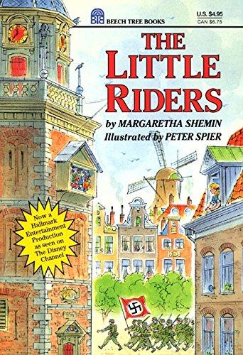 The Little Riders: Shemin, Margaretha