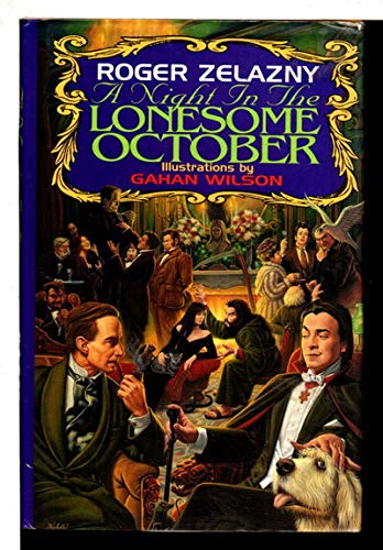 9780688125080: A Night in the Lonesome October