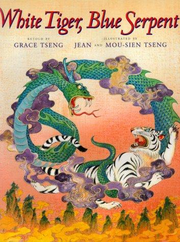 White Tiger, Blue Serpent: Tseng, Grace