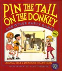 9780688125219: Pin the Tail On the Donkey and Other Party Games