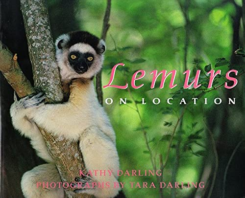 9780688125394: Lemurs: On Location