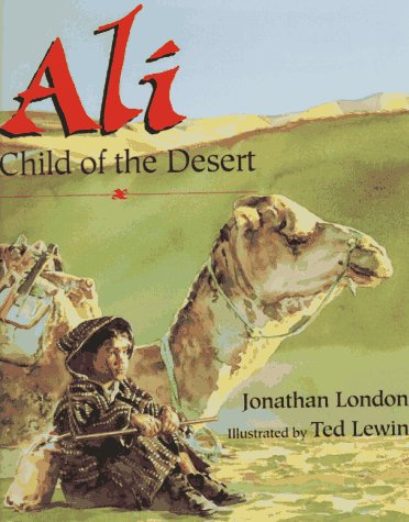 9780688125608: Ali, Child of the Desert