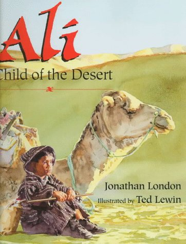 9780688125615: Ali, Child of the Desert