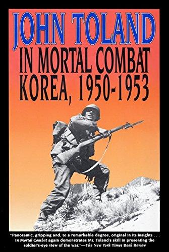 In Mortal Combat: Korea, 1950-1953: John Toland