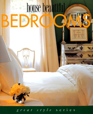 9780688125875: House Beautiful Bedrooms (Great Style)