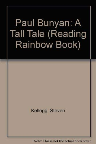9780688126100: Paul Bunyan/Includes Free Study Guide (READING RAINBOW BOOK)