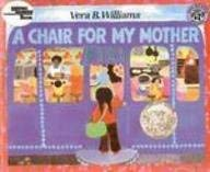 9780688126124: A Chair for My Mother Big Book