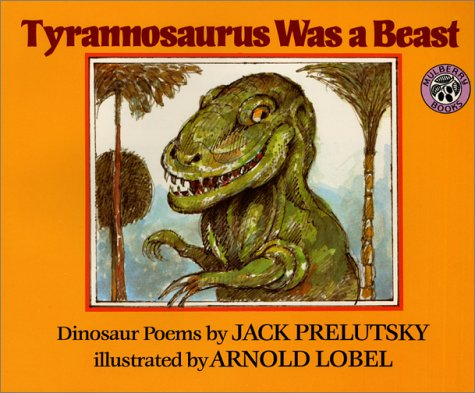 9780688126131: Tyrannosaurus Was a Beast Big Book (Big Books)
