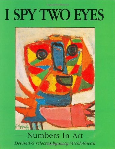 9780688126407: I Spy Two Eyes: Numbers in Art