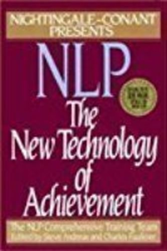 9780688126698: NLP: The New Technology of Achievement