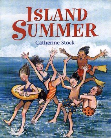 Island Summer: Stock, Catherine