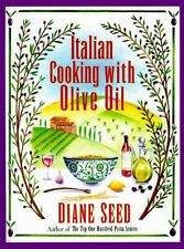 9780688127886: Italian Cooking With Olive Oil