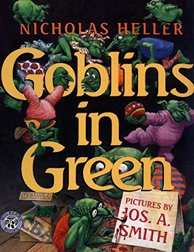 9780688128029: Goblins in Green