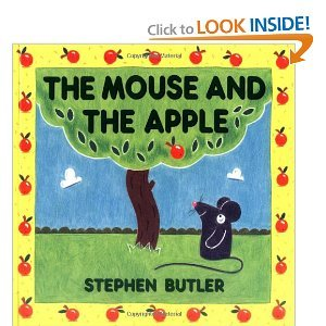9780688128111: The Mouse and the Apple