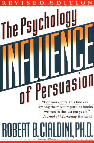 9780688128166: Influence: Psychology of Persuasion