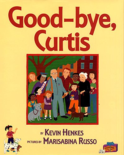 9780688128272: Good-bye, Curtis
