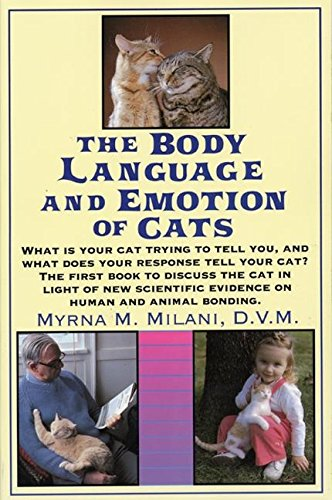 9780688128401: The Body Language and Emotion of Cats