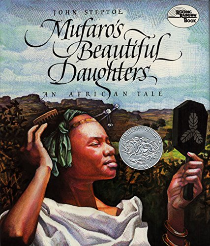 9780688129354: Mufaro's Beautiful Daughters Big Book (Mulberry Big Book)