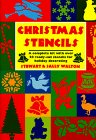 9780688129422: Christmas Stencils