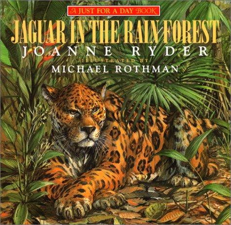 9780688129903: Jaguar in the Rain Forest