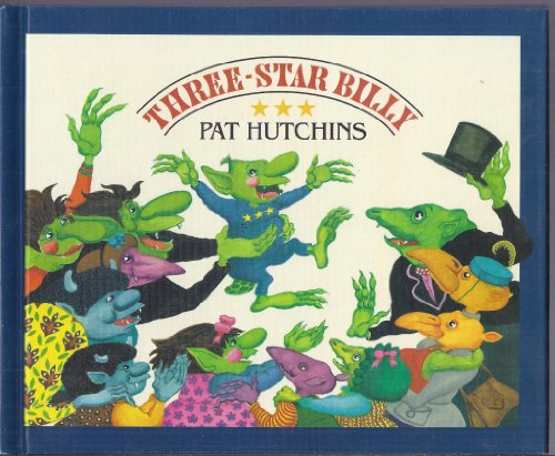 9780688130794: Three-Star Billy