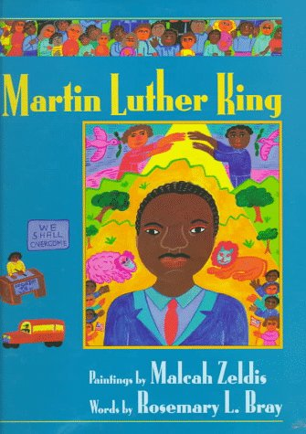 Martin Luther King: Rosemary L. Bray; Rosemary Bray McNatt