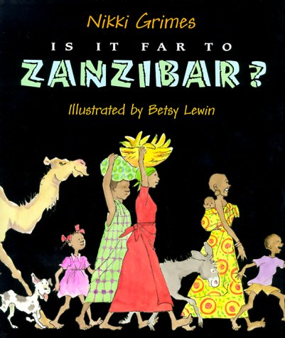 9780688131586: Is It Far to Zanzibar?: Poems About Tanzania