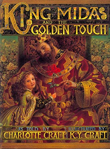 9780688131654: King Midas and the Golden Touch