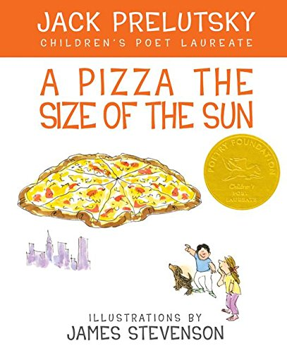 9780688132354: A Pizza the Size of the Sun